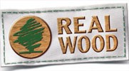 Real wood - Siegel